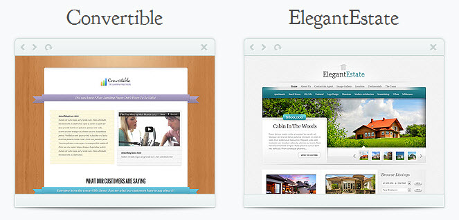 Elegant Theme WordPress